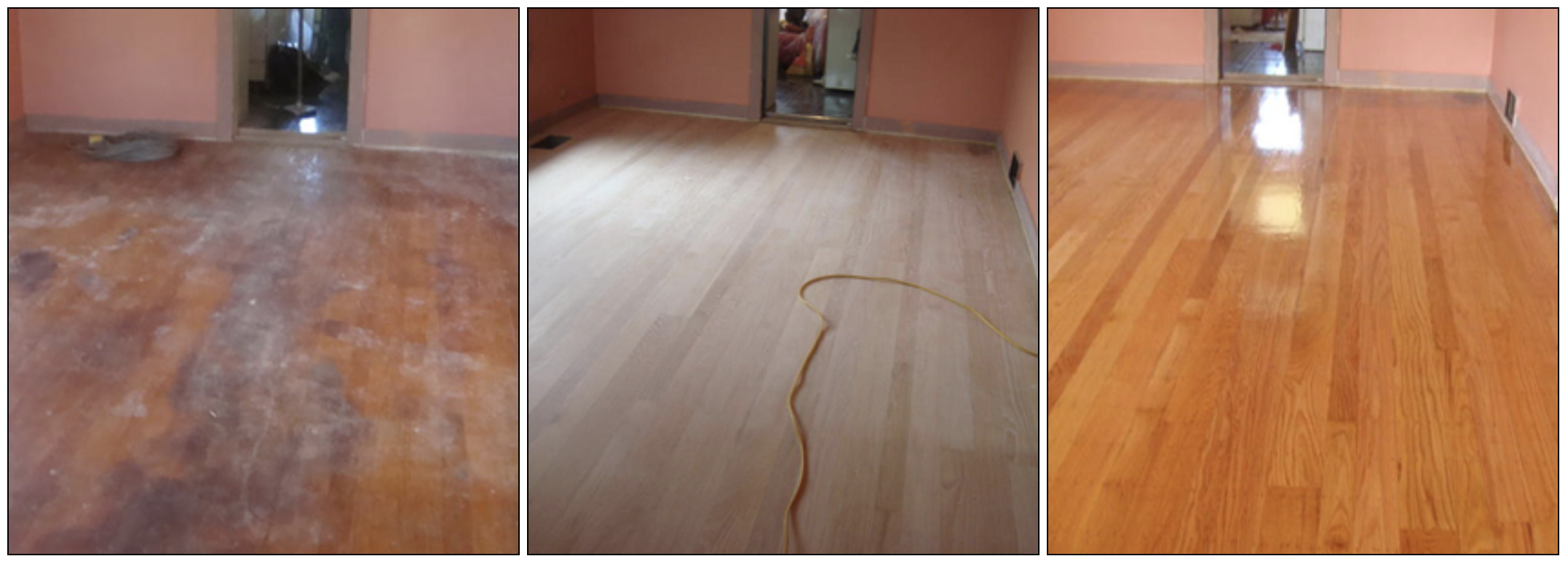 Hardwood Floor Refinishing Boston